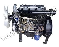 Дизельный двигатель АМПЕРОС Д-4В4.1