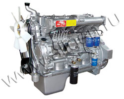 Дизельный двигатель Азимут 6R1420TDI38