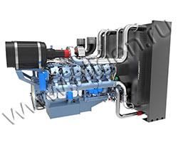 Дизельный двигатель Baudouin 12M26G1000/5