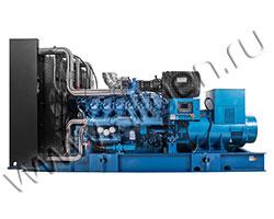 Дизельный двигатель Baudouin 12M26D748E200