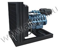 Дизельный двигатель Baudouin 12M26D792E200