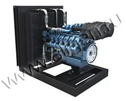 Дизельный двигатель Baudouin 12M26D968E200