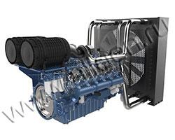 Дизельный двигатель Baudouin 12M33G1400/5