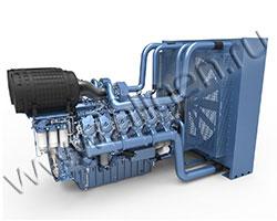 Дизельный двигатель Baudouin 12M33D1108E200