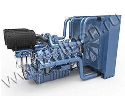 Дизельный двигатель Baudouin 12M33G1400/5e2