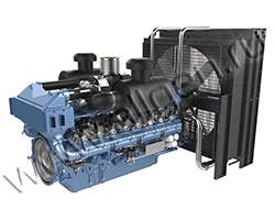 Дизельный двигатель Baudouin 16M33G1700/5 мощностью 1700 кВт