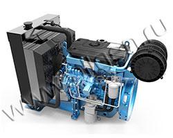 Дизельный двигатель Baudouin 4M06G17/5
