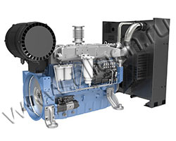 Дизельный двигатель Baudouin 6M16G350/5