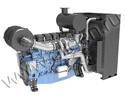 Дизельный двигатель Baudouin 6M21G385/5 мощностью 385 кВт