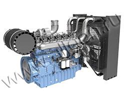 Дизельный двигатель Baudouin 6M26G500/5 мощностью 500 кВт