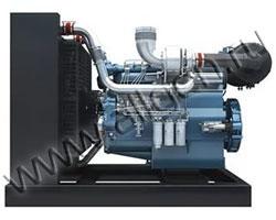 Дизельный двигатель Baudouin 6M26D447E200