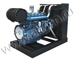 Дизельный двигатель Baudouin 6M26D484E200