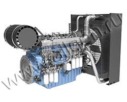Дизельный двигатель Baudouin 6M33G660/5