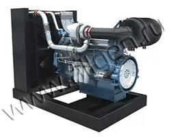 Дизельный двигатель Baudouin 6M33D572E200