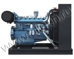 Дизельный двигатель Baudouin 6M33D605E200