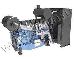 Дизельный двигатель Baudouin 6M33D633E200