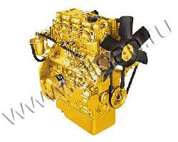 Дизельный двигатель Caterpillar 3406С TA мощностью 320 кВт