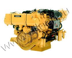 Дизельный двигатель Caterpillar 3412 STA/810