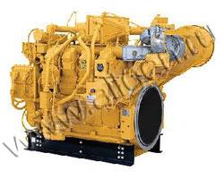 Дизельный двигатель Caterpillar 3508 TA