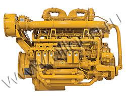 Дизельный двигатель Caterpillar 3512 TA мощностью 1020 кВт