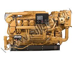 Дизельный двигатель Caterpillar 3512B TA