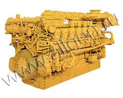 Дизельный двигатель Caterpillar 3516C-HD TA