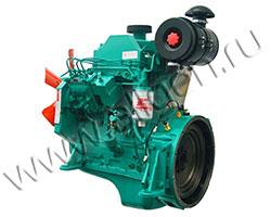 Дизельный двигатель Cummins China 4B3.9G12
