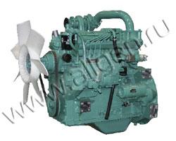 Дизельный двигатель Cummins China 4BT3.9G2 мощностью 40 кВт