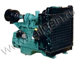 Дизельный двигатель Cummins China 6BT5.9G1 мощностью 92 кВт