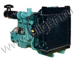 Дизельный двигатель Cummins China 6CTAA8.3G2 мощностью 231 кВт