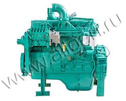 Дизельный двигатель Cummins China 6LTAA9.5G1