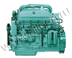 Дизельный двигатель Cummins China KTAA19G6