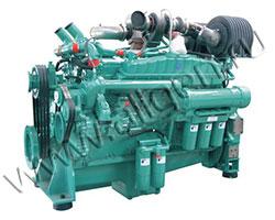 Дизельный двигатель Cummins China KTA38G9