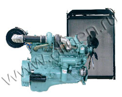 Дизельный двигатель Cummins China NTAA855G7A