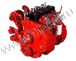 Дизельный двигатель Cummins China QSB3.9G2
