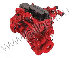 Дизельный двигатель Cummins China QSB6.7G4