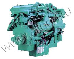 Дизельный двигатель Cummins China QSK60G3 мощностью 1748 кВт