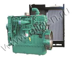 Дизельный двигатель Cummins China QSX15G6 мощностью 436 кВт