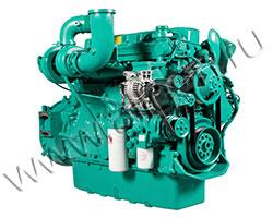 Дизельный двигатель Cummins China QSZ13G5 мощностью 469 кВт