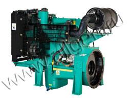Дизельный двигатель Cummins China S3.8G6 мощностью 52 кВт