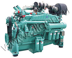 Дизельный двигатель Cummins China VTA28G6