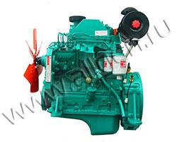 Дизельный двигатель Cummins 4BTA3.9G11