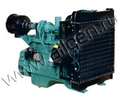 Дизельный двигатель Cummins 6BT5.9G2 мощностью 92 кВт
