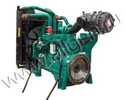 Дизельный двигатель Cummins 6BTAA5.9G12 мощностью 155 кВт
