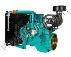 Дизельный двигатель Cummins 6BTAA5.9G6 мощностью 145 кВт