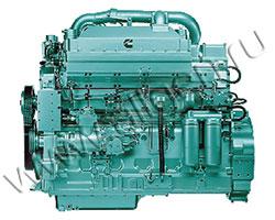 Дизельный двигатель Cummins KTA19G2