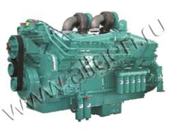 Дизельный двигатель Cummins KTA50G8