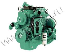 Дизельный двигатель Cummins QSB5G5 мощностью 105 кВт