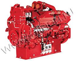 Дизельный двигатель Cummins QSK50G3
