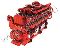 Дизельный двигатель Cummins QSK95G4